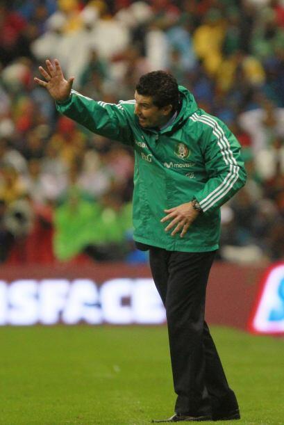 La selección de México vivió un calvario en el 2013. En especial José Ma...