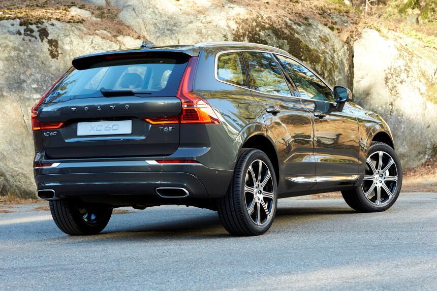 Las armas de la nueva Volvo XC60 son belleza y alta tecnología  205021_T...