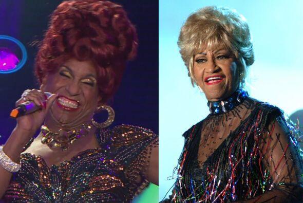 ¿Quién de las dos es la verdadera Celia Cruz? ¡Aquí te ayudamos! Manuel...