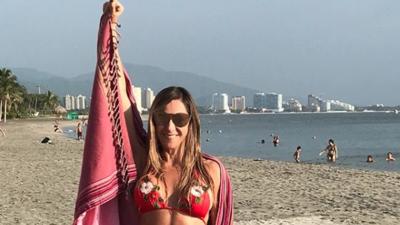 El esfuerzo y la dedicación llevaron a la hermosa Tata Gnecco a ser pionera del mundo fitness en Colombia