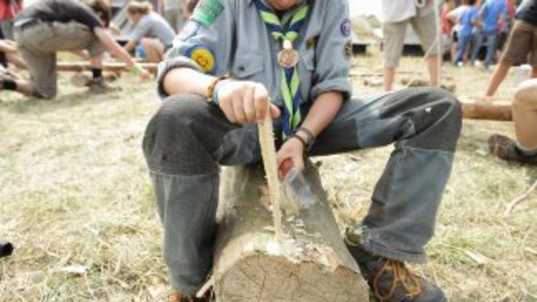 La Scout Association, que cuenta con 550.000 asociados, aseguró que tien...