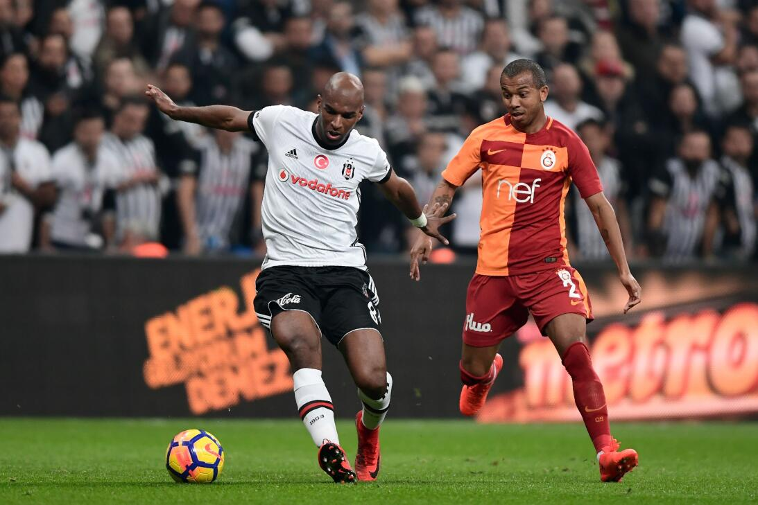 29 de abril - Galatasaray Vs. Besiktas (SuperLig)