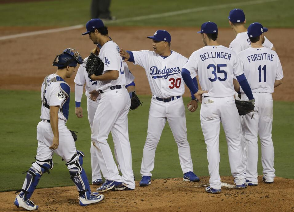Astros-Dodgers