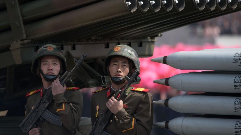 Una guerra entre EEUU y Corea del Norte es una posibilidad muy remota y...