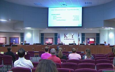 Distrito Escolar de Katy solicita emisión de bonos para la construcción...