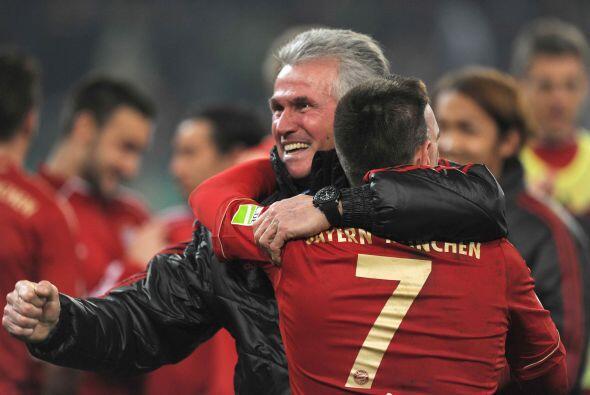 Ha recuperado su fortaleza el equipo de Jupp Heynckes, que ha dejado de...