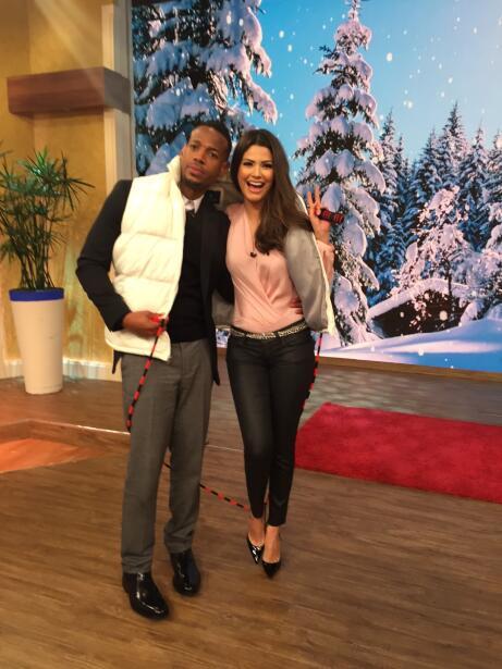 Marlon Wayans de 'Fifty Shades of Black' en Despierta América