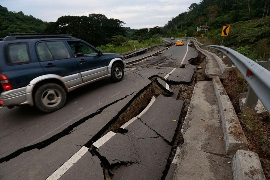 Las imágenes que nos deja el potente terremoto en Ecuador  ecuador1.jpg