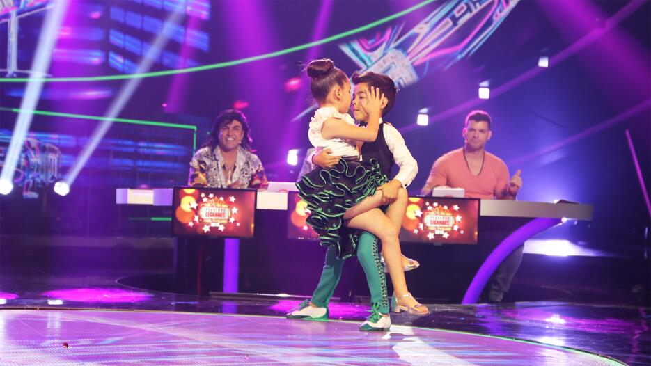 10 perfecto: Diego y Luisangeli volvieron a ser la mejor parejita de bai...