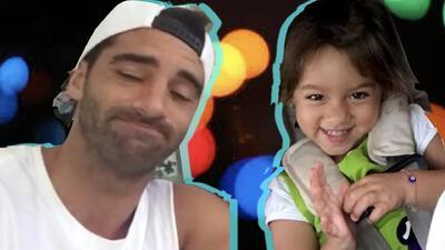 Mira cómo Alaia le responde con un lapidario silencio a su papá Toni Costa