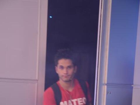 La salida de Mateo fue sorpresiva para él y todos sus compa&ntild...