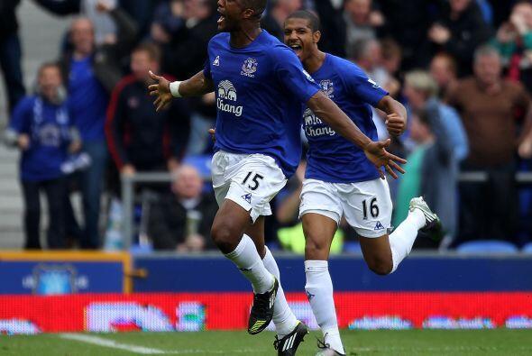 Everton sumó 3 puntos de oro y festejó la victoria sobre e...