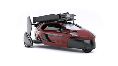 Galería: el PAL-V Liberty hace realidad el sueño de tener un auto que vuela
