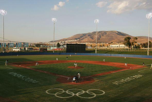 Durante los Juegos Olímpicos el estadio lució grandioso.