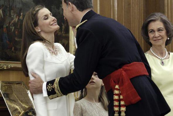 ¿Qué te parecen los nuevos reyes de España?