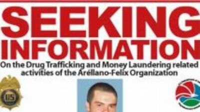 La DEA buscaba al capo y pedía información para su captura.