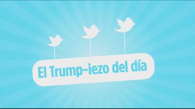 El Trump-iezo del día: ¿Quién escribe realmente los tuits del presidente?