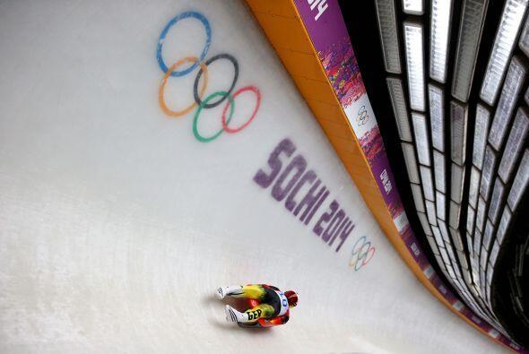Proeza a la el germano sumó en Sochi la conquista de su segundo oro cons...