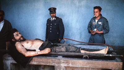 """Así fueron los últimos momentos de vida de """"el Ché"""" Guevara"""
