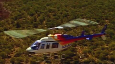 Continúa la búsqueda de mujer y adolescentes extraviados en el Gran Cañón