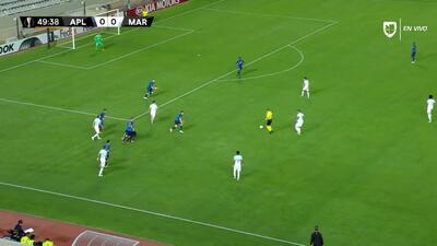 ¡GOOOL! Dimitri Payet anota para Marseille