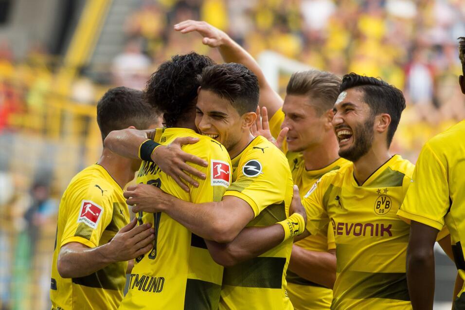 15. Borussia Dortmund (Alemania): acostumbrado a vender más de lo...