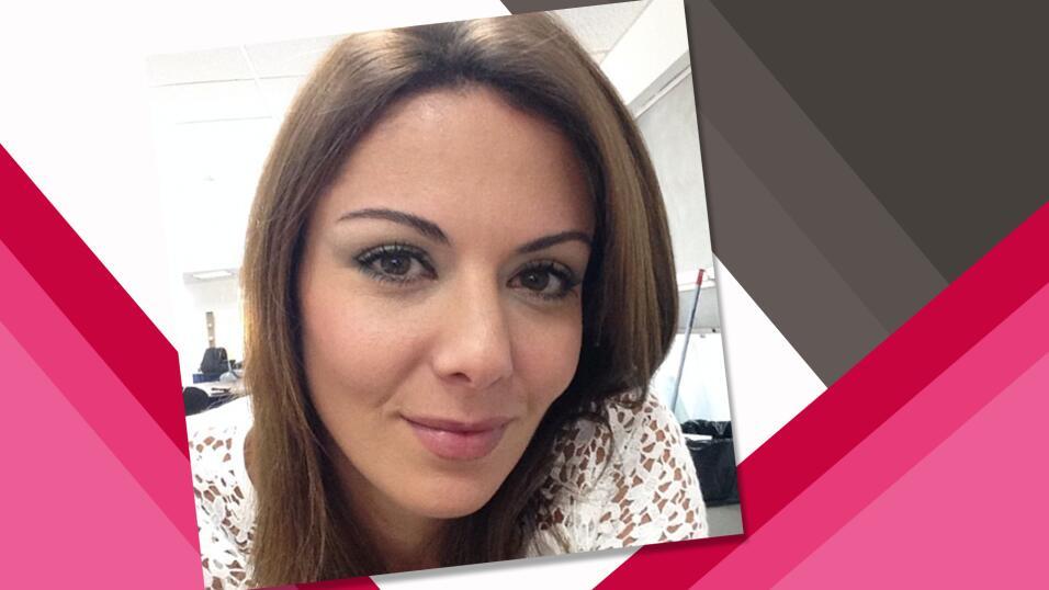 Giselle Saouda: Esta colombiana que audicionó en Miami fue la séptima el...