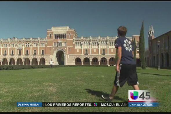 Puede que las universidades con sede en Houston no sean las más grandes,...