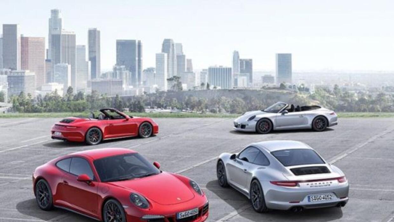 El GTS cierra la brecha entre el Carrera S y el GT3.