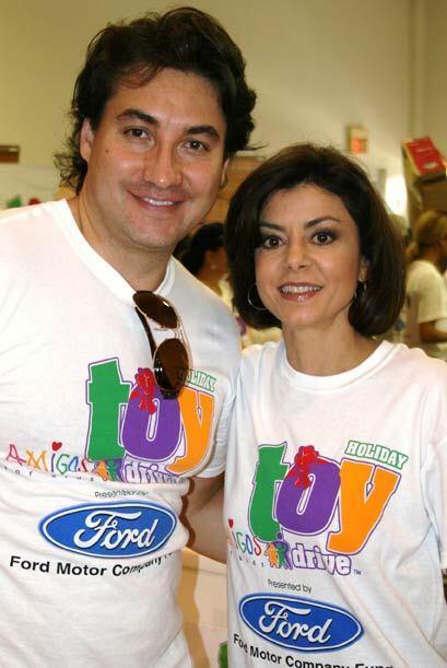 Las celebridades mostraron su buen corazón en el evento anual de Amigos...