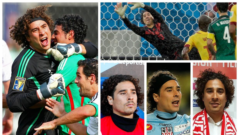 'Memo' Ochoa, una carrera como arquero con 14 años electrizantes Memo.jpg