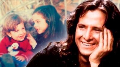 La hija de Eduardo Palomo es igualita a su papá y heredó su talento