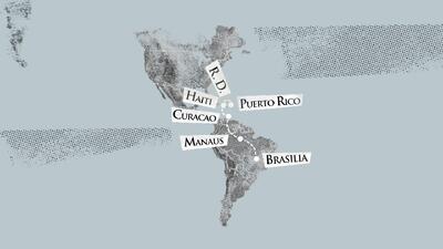 5 países y 7,270 millas: la odisea de una familia cubana para llegar a E...