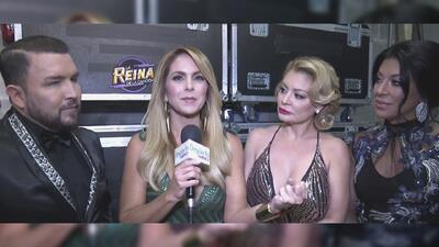 Jueces de 'La Reina de La Canción' hablan sobre la eliminación de Olivia