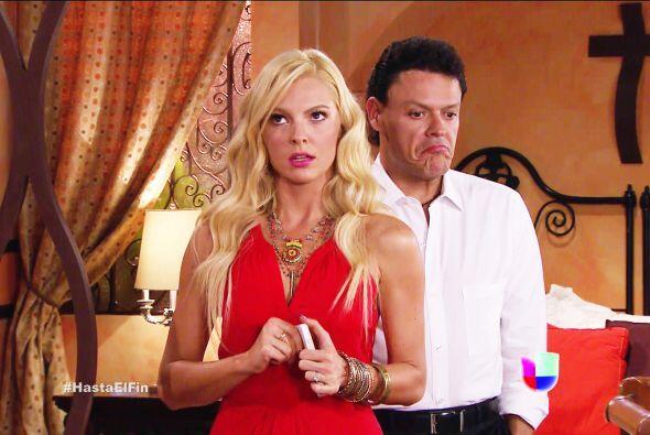 Ahora sí Sofía, a compartir tu habitación con Salvador.