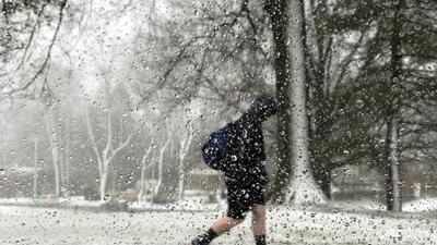 Fotos: La poderosa tormenta invernal que golpea con viento, lluvia y nieve el noreste de EEUU