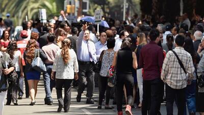 Falla de San Andrés registra un sismo de magnitud 3.2 en una de las zonas de mayor riesgo del sur de California