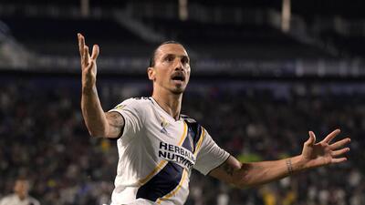 """""""Hay muchos jugadores excelentes, pero ninguno es como Ibrahimovic"""", aseguran en LA Galaxy"""