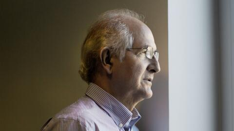 Antonio Ledezma declaró que no se puede considerar al gobierno de...