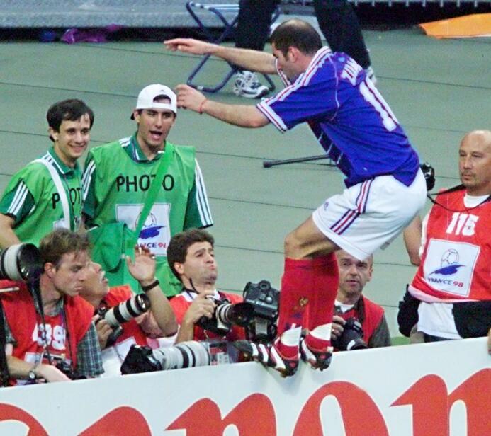 Enhorabuena, Míster Merengue Zinedine Zidane GettyImages-160046487.jpg
