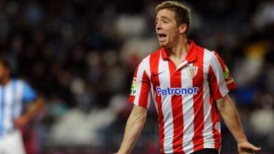 Muniaín marcó el gol del triunfo vasco en La Rosaleda, para así acabar c...
