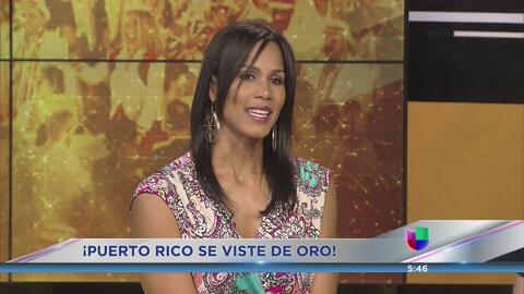 Yarleen Santiago habla de los sacrificios de hacer deporte