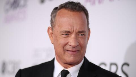 Tom Hanks en los People Choice Awards 2017