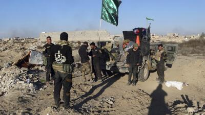 Fuerzas iraquíes toman Ramadi en poder de ISIS
