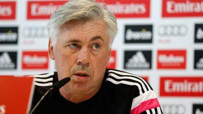 Carletto está satisfecho con el funcionamiento de su Madrid.