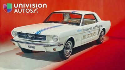 El Ford Mustang a través de los años