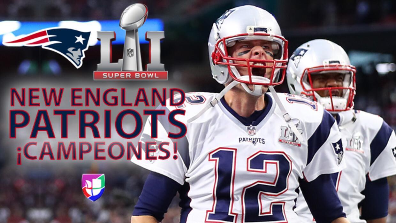 Super Bowl LI - Portada