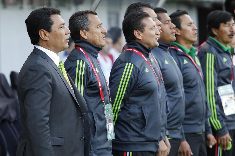 México avanzó a Cuartos de Final de la Copa Mundial Sub 17 Chile 2015