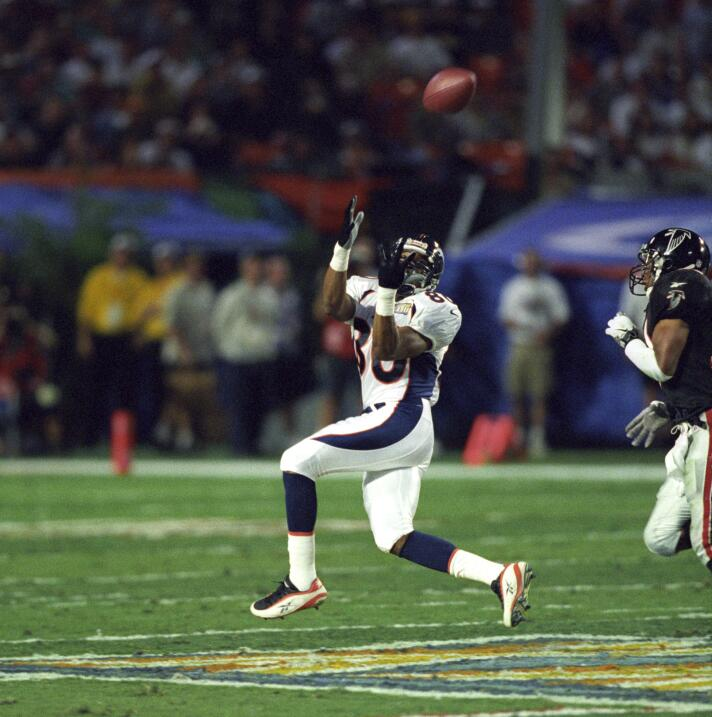 Recuerdo Super Bowl XXXIII: Denver Broncos - Atlanta Falcons