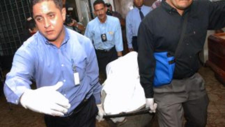 Cas 7 mil muertos se registraron en el 2011 en Honduras.